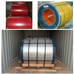 AZ50-150G/M2 High quality hot dipped galvalume steel coils