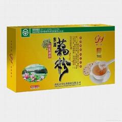 湖北特产桂花藕粉-312克