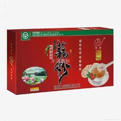 湖北特产盒装红枣藕粉312克