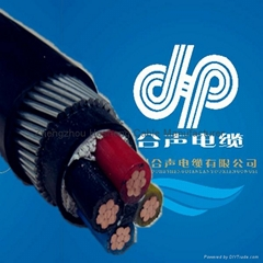 4 Core CU XLPE SWA PVC power cable