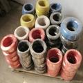Multi-Size PVC Coated Copper Wire  2