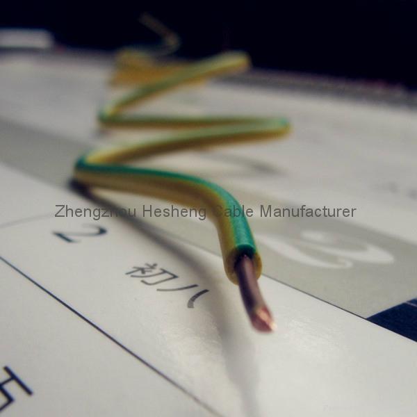 Multi-Size PVC Coated Copper Wire  3