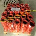 Multi-Size PVC Coated Copper Wire  5