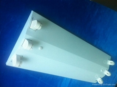0.6m LED three tubes lighting fixture with PSE certificate