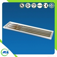 T8 led high bay with 4 lamps 4*36w UL CUL