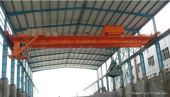 安徽六安寧國市橋式3t起重機