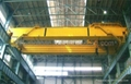 安徽六安寧國市橋式5t起重機