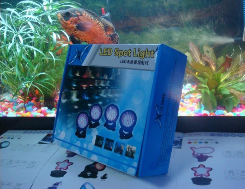 LED 水陆两用鱼缸射灯 5