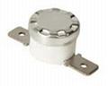 Bimetal Temperature Limiter Protect