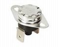 Ksd301p Bimetal Thermostat Temperature