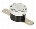 Bimetal Thermostat for Heater