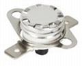 T24 High Sensitivity Open Cap Bimetal