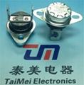 water heater KSD301 bimetal thermostat