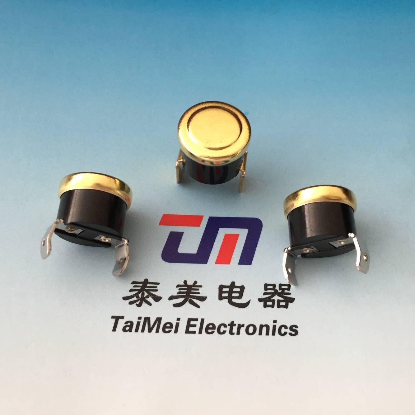 Temperature Limiter Electric Ceramics Auto-Reset Thermostat Washing Machines 2