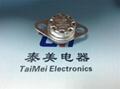 Temperature Limiter Electric Ceramics Auto-Reset Thermostat Washing Machines 3