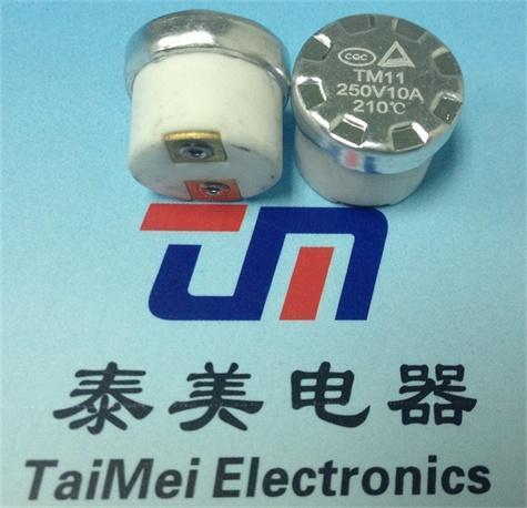 Temperature Limiter Electric Ceramics Auto-Reset Thermostat Washing Machines 4