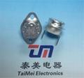 Temperature Limiter Electric Ceramics Auto-Reset Thermostat Washing Machines 5