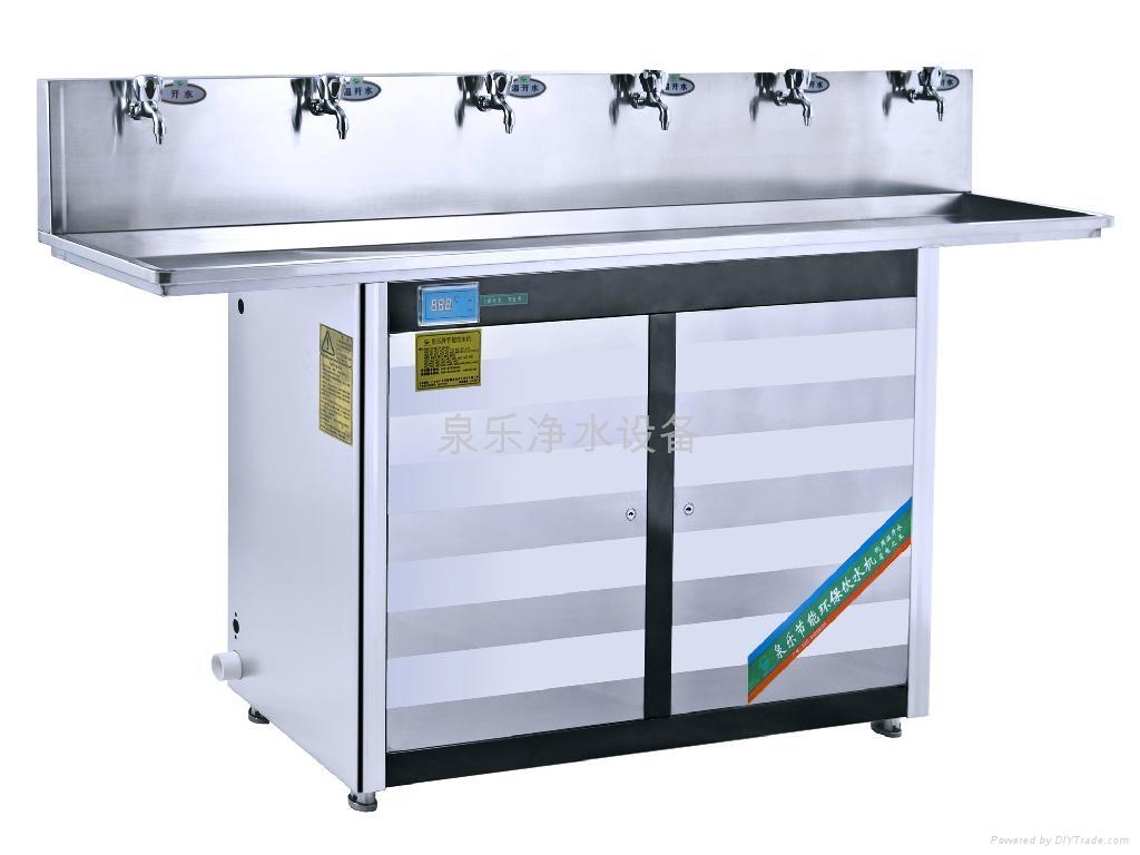 工厂冰热饮水机 4