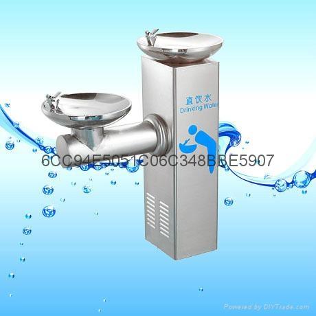 广东学校不锈钢节能直饮水机 2