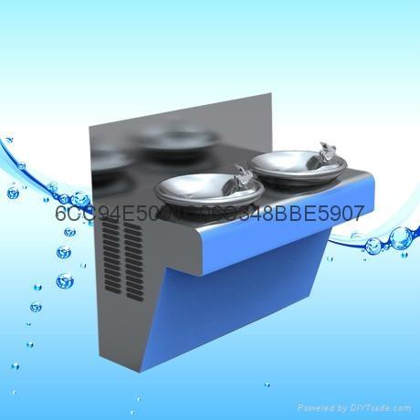 廣東學校不鏽鋼節能直飲水機 3