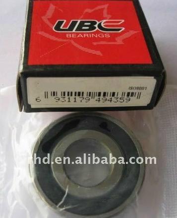 UBC RMS-9-2RS deep groove ball bearing
