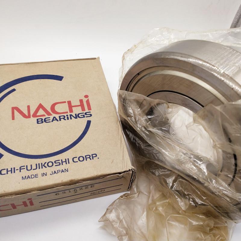 NACHI 6315 75x160x37mm Deep Groove Ball Bearing 6315ZZE  2
