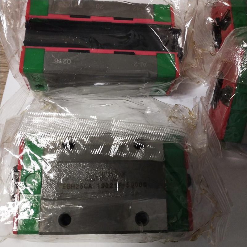 CNC Parts HIWIN EGH25 Linear Guide Slide Block EGH25CA  4