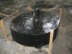 Cast iron sinker