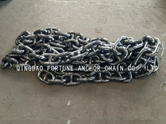 Stainless steel anchor chain