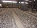 Marine anchor chain with IACS