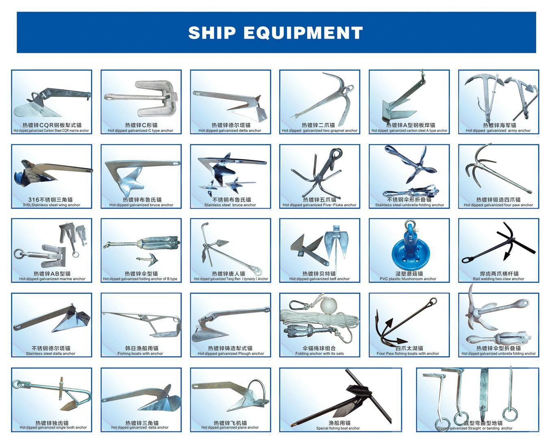 Yacht anchor 2