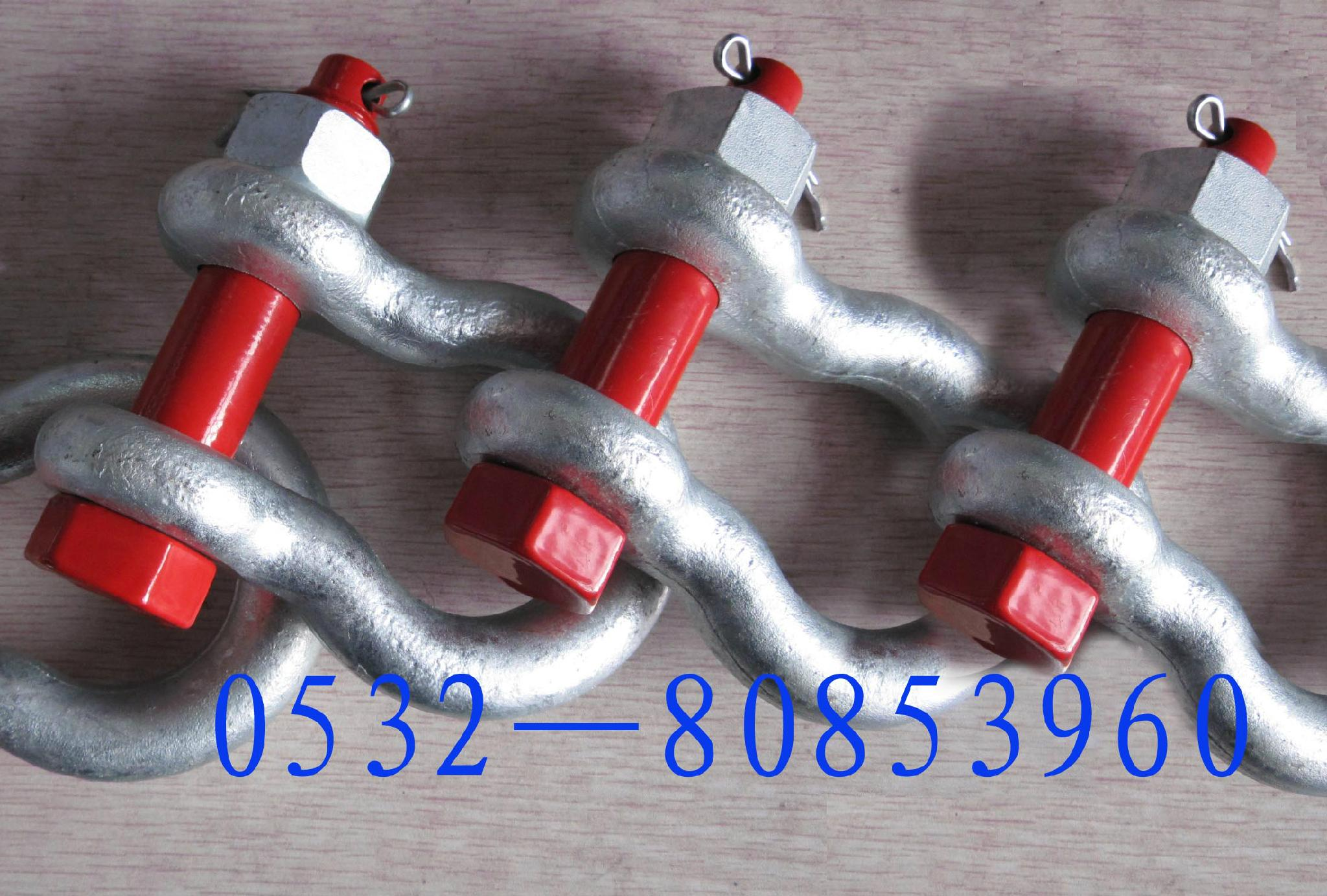 US type shackle