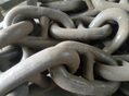 Offshore mooring chain 1