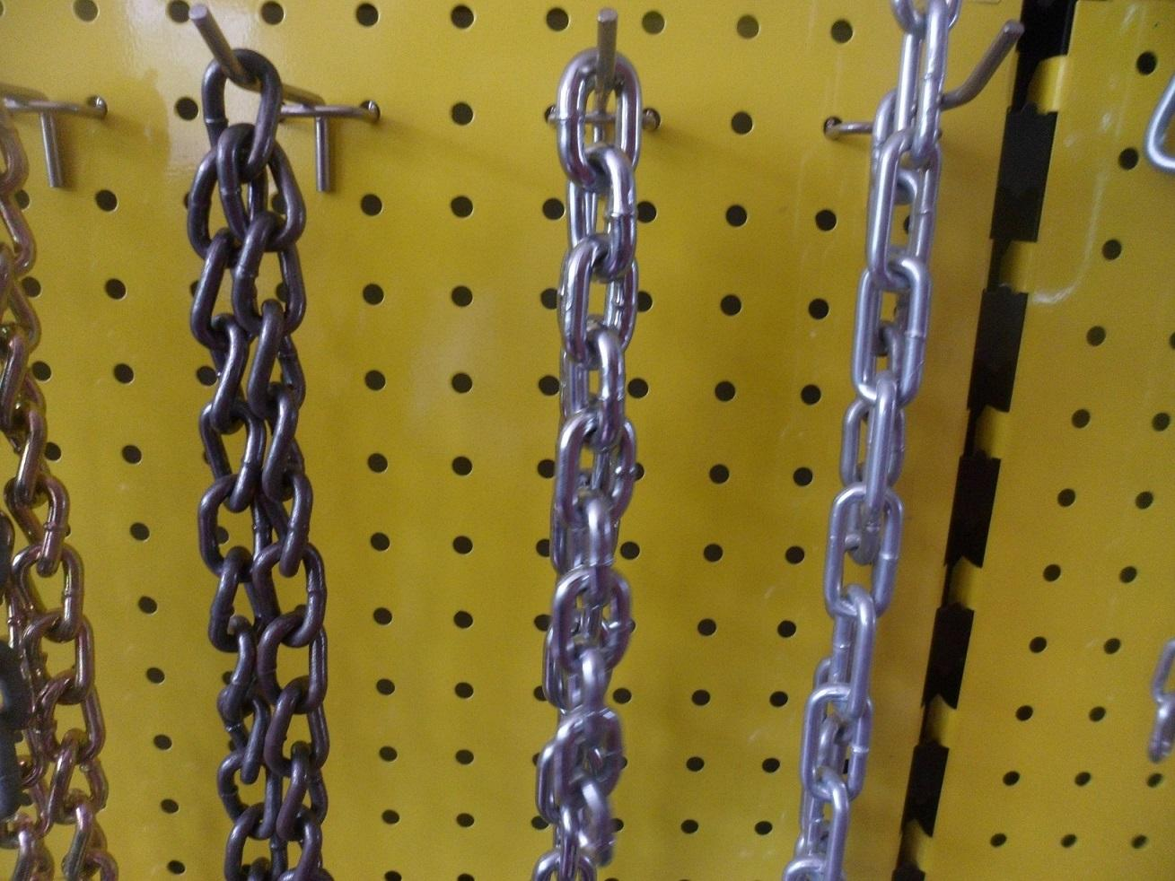 Welded link chain 1