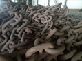Stud link anchor chain cable