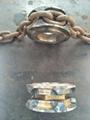 Carbon steel sprocket chain wheel