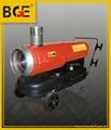 50KW High BTU Indirect Diesel heater