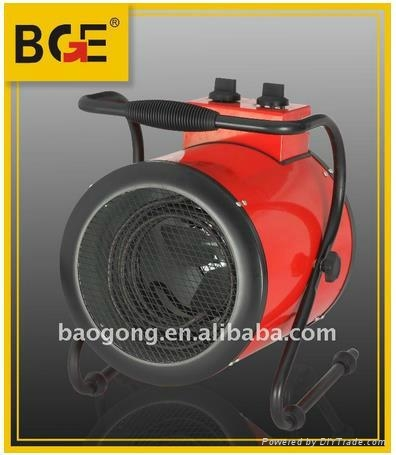5KW industrial electric air heaters 1