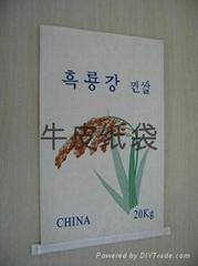 内蒙古3公斤葵花种子纸袋