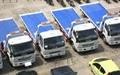 Dongfeng DLK 4x2 Flat Bed Wrecker Truck
