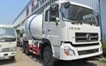 Dongfeng Dalishen Concrete Mixer Truck