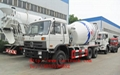 Dongfeng 153 Concrete Mixer Truck