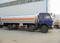 Dongfeng 6x2 fuel truck 2