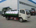 Dongfeng 4x2 Fecal Suction Truck