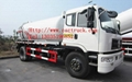 Dongfeng 153 4x2 Sewage Suction Truck