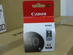 Original Genuine Canon Printer Ink Toner Cartridges PG 40 CL 41 CLI 8 BK C M Y