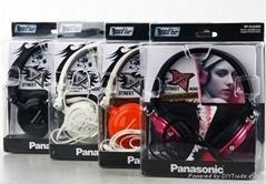 Panasonic RP-DJS 200 400 earphones headphones headsets