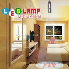 Projector spot lamp