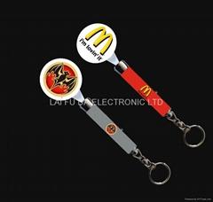 Mini torch Projector Keychain