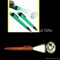 塑料投影笔